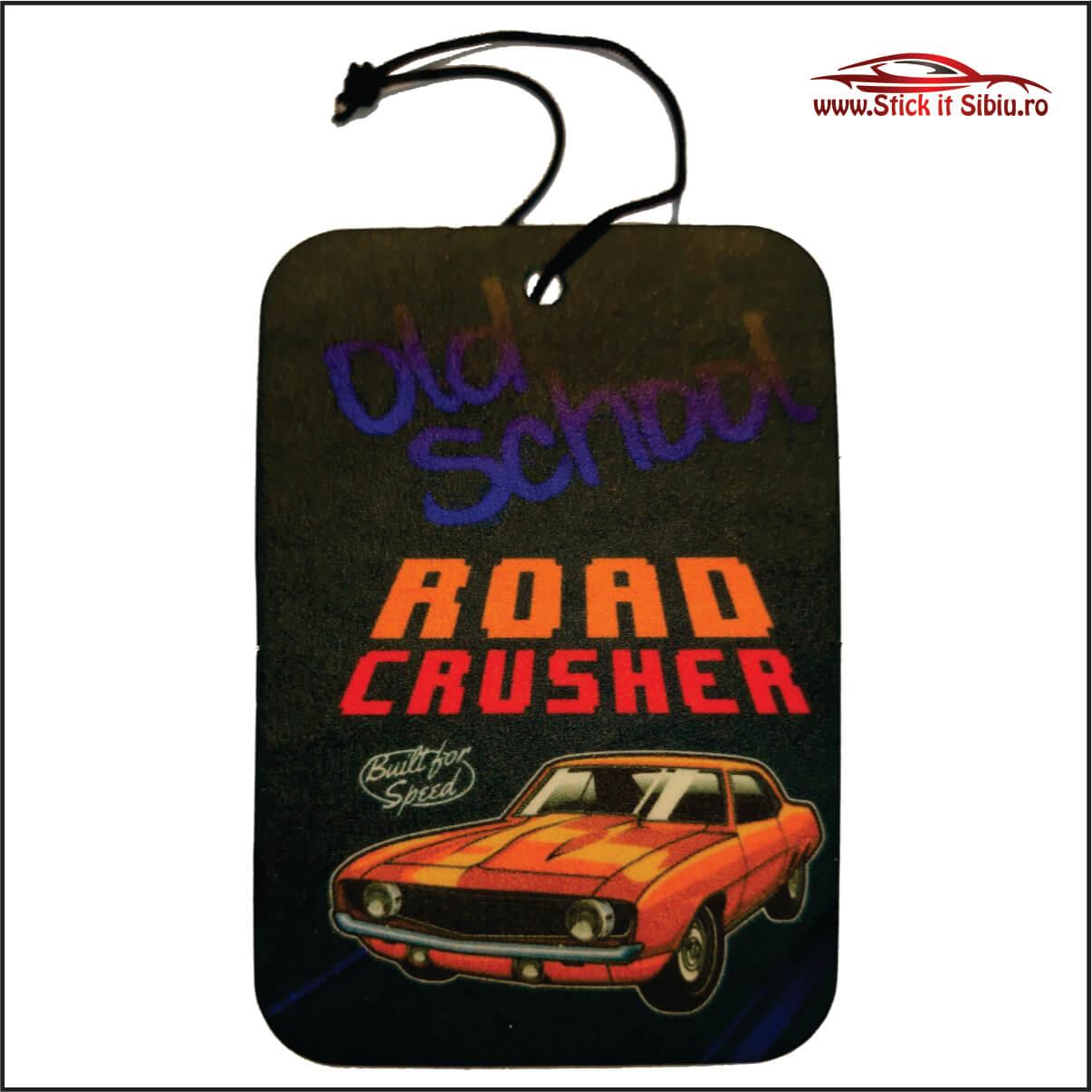 Road Crusher - Stickere Auto - Camuflaje - Odorizante - Brelocuri auto! Nou! In Romania!