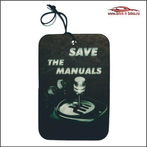 Save the manuals - Stickere Auto - Camuflaje - Odorizante - Brelocuri auto! Nou! In Romania!