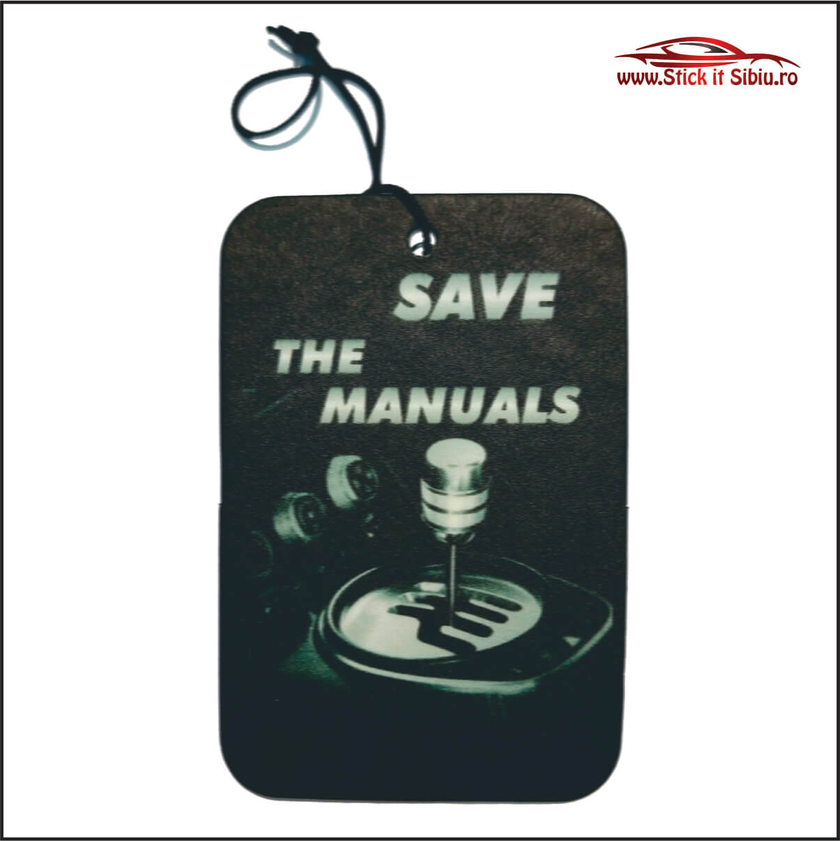Save the manuals - Stickere Auto - Camuflaje - Odorizante - Brelocuri auto! Nou! In Romania!