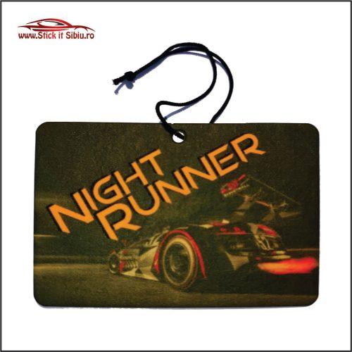 Night Runner - Stickere Auto - Camuflaje - Odorizante - Brelocuri auto! Nou! In Romania!