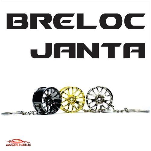 Breloc Jante